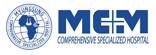 MCM General Hospital Website Logo